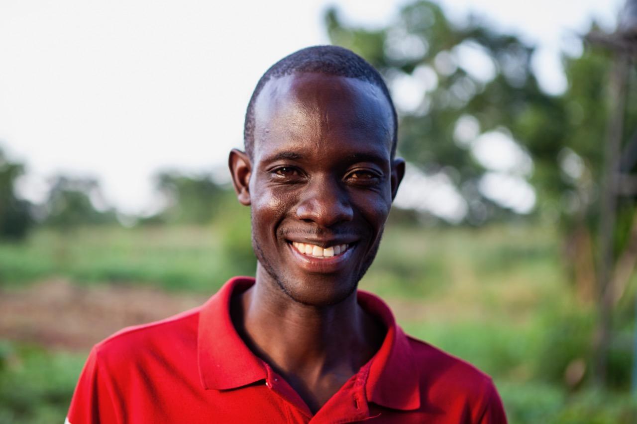Simon Nyombi - the BLI Coordinator